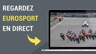 Comment regarder Eurosport en direct sur internet ?
