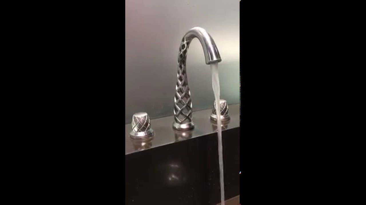 3D Printed Faucets from DXV by American Standard - YouTube