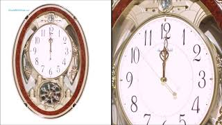 Enchantment Wall Clock / 4MH830WD23