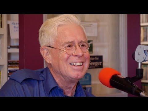 Bruce Cockburn on KRCB FM Radio 91