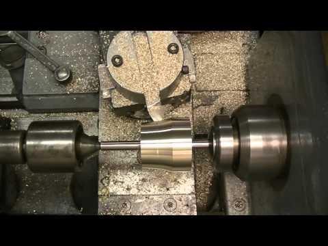 Clock repair tutorial. #13. Cutting a fusee for an English Skeleton Clock. Part 5.