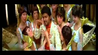 vijay in scooter vandi full remix song