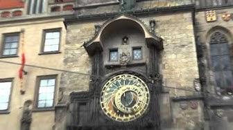 2011 Prahan astronominen kello