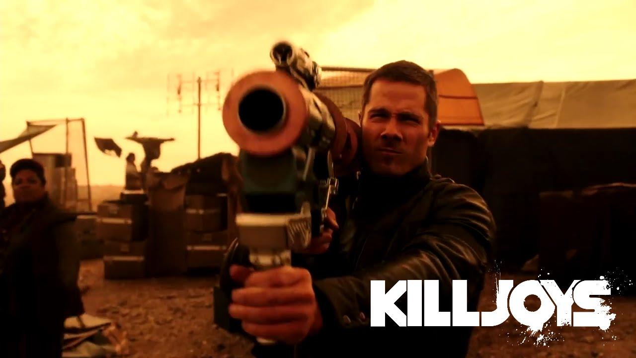 Download Killjoys Season 2 Episode 9 - Johnny Be Good Sneak Peak