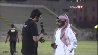 تصريح وائل باشادي و بندر عبدالعال بعد مباراة ناشئين الاتحاد والتعاون