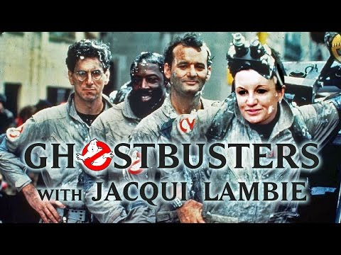 Ghostbusters with Jacqui Lambie