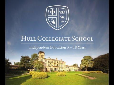 Hull Collegiate school built in Minecraft