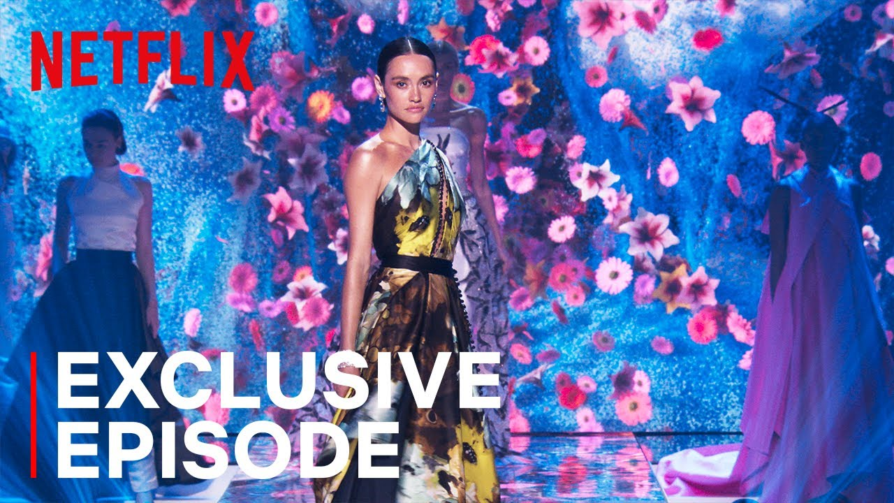 Next In Fashion Episode One Exclusive Cut Netflix Youtube