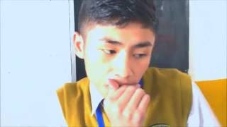 Indian beatbox battle - 16 year olds North East India - Nagaland and Manipur - Beatbox