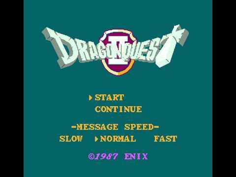 Nes:Dragon Warrior II Soundtrack
