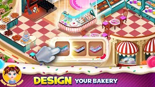 Sweet Escapes: Design a Bakery with Puzzle Games 2 - Baby Games Video screenshot 5