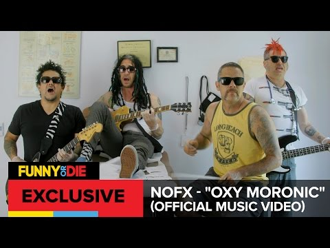 "NOFX - ""Oxy Moronic"" (Official Music Video)"