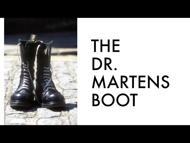 The History of the Dr. Martens Boot | Racked