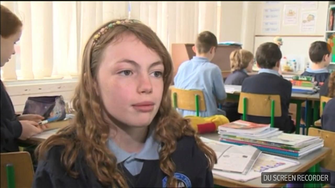 Banogue NS ON TV3 news
