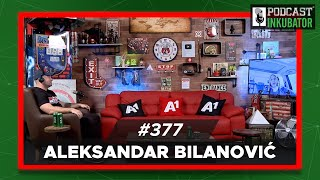 Podcast Inkubator #377 - Ratko i Aleksandar Bilanović  telepodcast