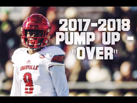 """College Football Pump Up 2017-2018 - """"Over"""""""