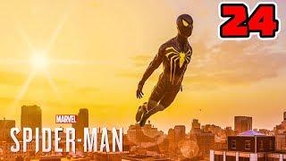 Spider-Man PL (24) - LECIMY PO PLATYNĘ! [PS4 PRO] | 4K | Vertez