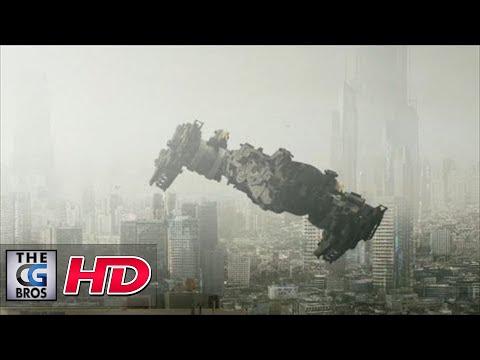 """CGI Sci-Fi Short Film HD: """"Lunar"""" by - Tyson Wade Johnston"""