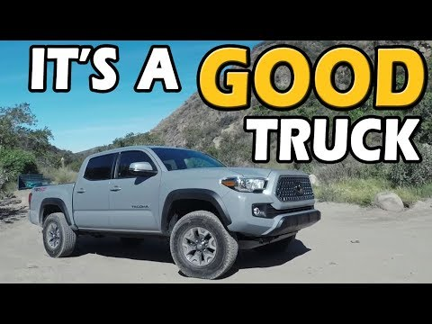 2018 Toyota Tacoma Review | Truck Central