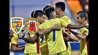 Ţara Galilor U21 0 - 0 România U21  | REZUMAT -14.11.2017