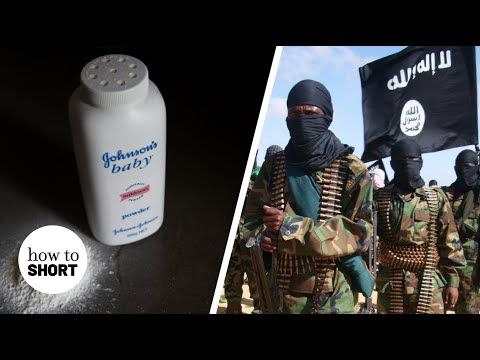 How Talcum Powder Funds Terrorism - with Peter Frankopan and Akala