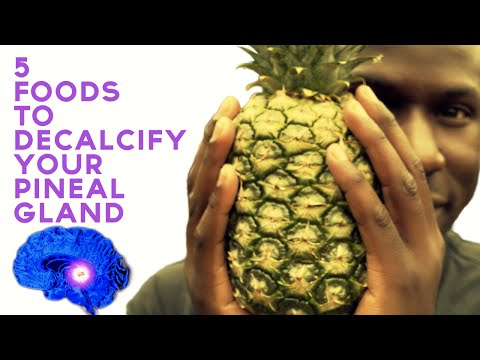 5 Foods to Decalcify Your Pineal Gland (Third Eye Activation)