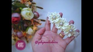Faixa de flores fácil para iniciantes by Gaby Mendes – Gaste Pouco e Lucre Mais