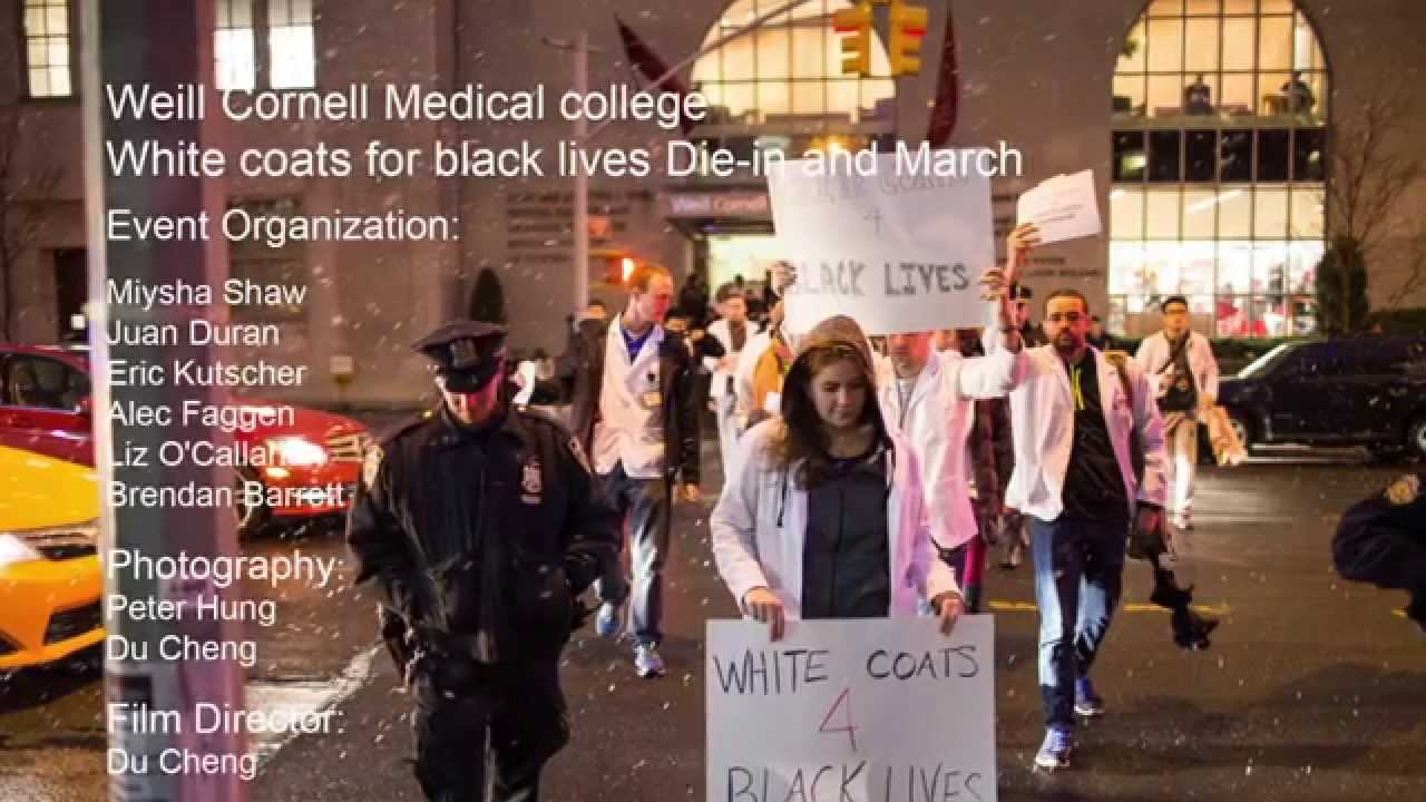 Weill Cornell medical students interviewed about White Coats for ...