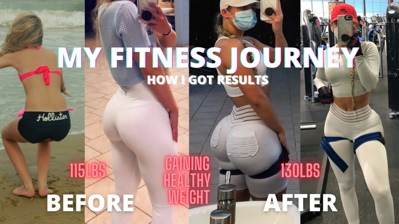 MY FITNESS JOURNEY TRANSFORMATION | TIPS ON HOW I GREW MY GLUTES & ADDRESSING THE BBL RUMORS