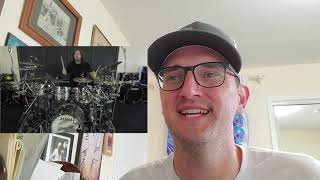 Jazz drummer reacts: Between the Buried and Me-Voice of Trespass (Blake Richardson)