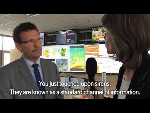 Social Media Post: Video interview with Christoph Unger: Social Media and Disaster...