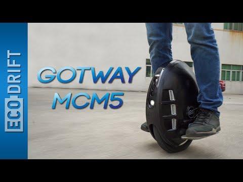 Обзор моноколеса Gotway MCM5   Review Gotway MCM5