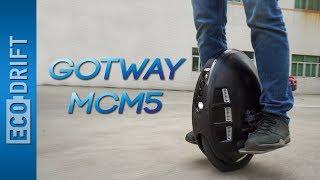 Обзор моноколеса Gotway MCM5 | Review Gotway MCM5