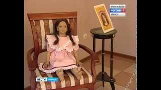 В Брянске открылась выставка винтажных кукол «Наше детство: куклы бабушек и мам»