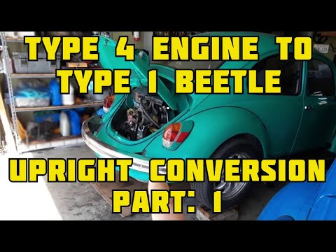 Part:1 914 2.0 Engine Conversion To Bug