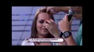 Arruma minha esposa Adriana - O Melhor do Brasil - Clínica Dental Saúde