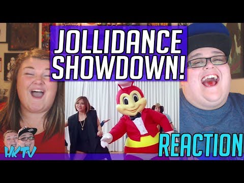 JolliDance Showdown REACTION!! 🔥