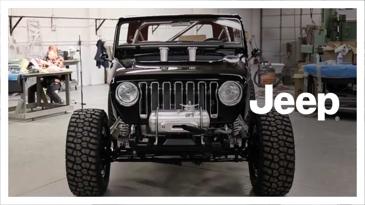 2018 jeep quicksand. perfect jeep jeep quicksand timelapse  2017 moab concept vehicles on 2018 jeep quicksand