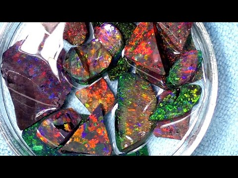 Unbelievable Discovery! The Finest Of All Opals - Gem Matrix