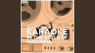 Like a Prayer (Karaoke Version)