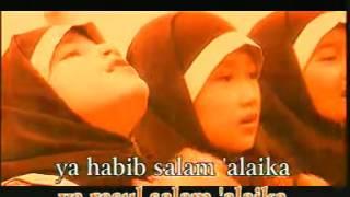 Marhaban   Haddad Alwi ft Sulis