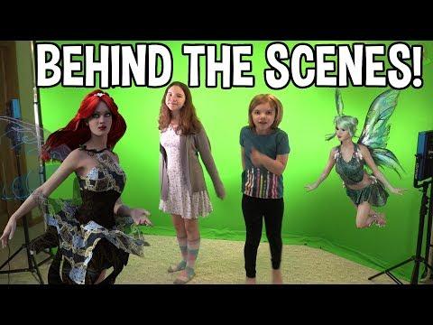 Fairies In Our Room Behind The Scenes! | Babyteeth More!