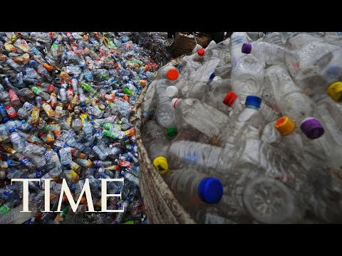 Download Youtube: The World's Plastic Waste Could Bury Manhattan Two Miles Deep: How To Reduce Our Impact | TIME