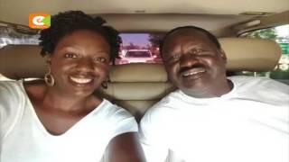 Raila azungumzia mzozo wa Fazul na Rosemary