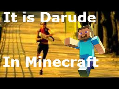 Minecraft Darude Sandstorm Run (warning can give cancer)(notreally)