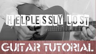 Helplessly Lost PASSENGER Guitar Lesson