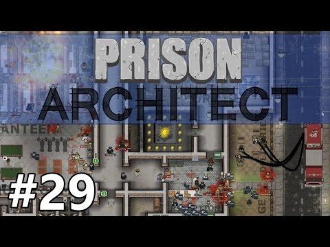 Prison Architect - Riot - PART #29