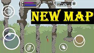 Doodle Army 2 : Mini Militia Sneak Peak #3 [ NEW Map ]