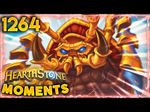 WINNING THE FIFTY-FIFTY ACTUALLY REQUIRES SKILL   Hearthstone Daily Moments Ep.1264