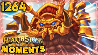 WINNING THE FIFTY-FIFTY ACTUALLY REQUIRES SKILL | Hearthstone Daily Moments Ep.1264